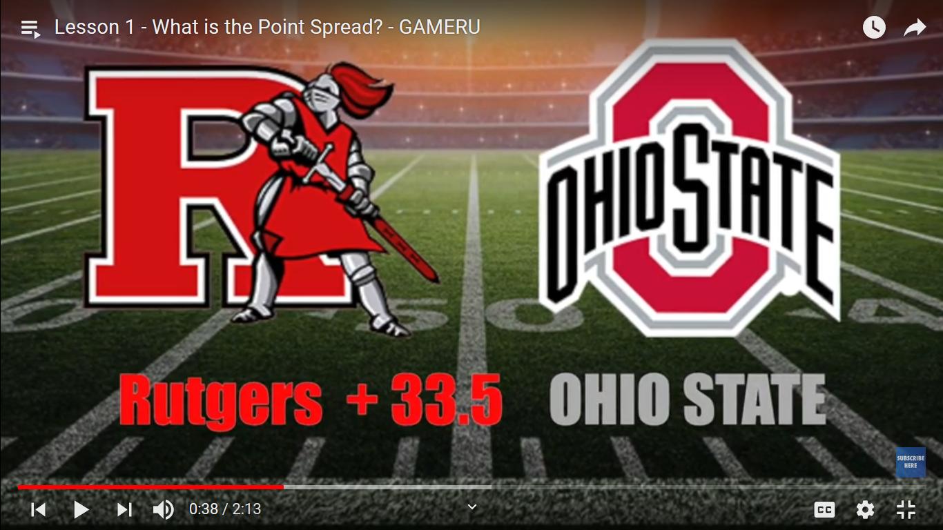 Rutgers Ohio State