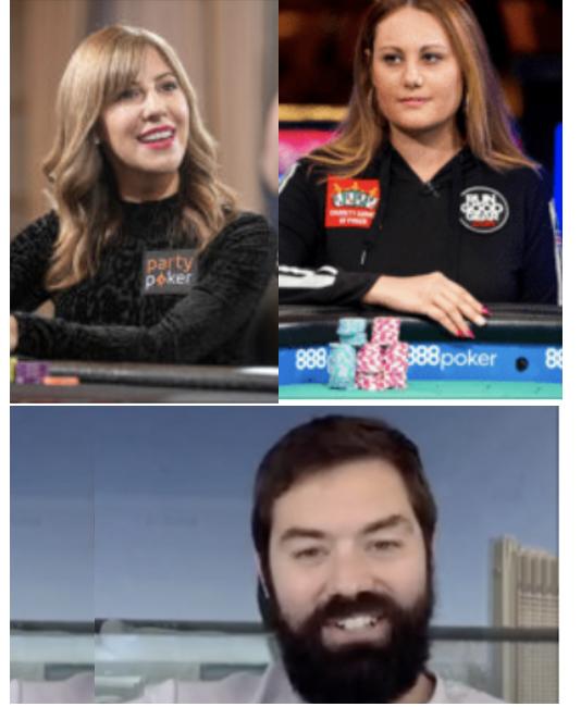 Lexy Gavin, Tyler Patterson, Kristen Bicknell