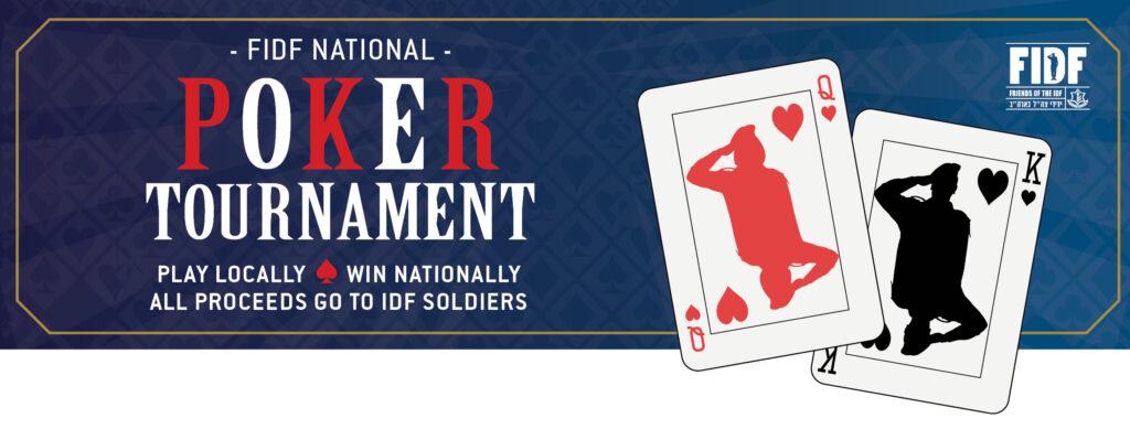 FIDF charity poker