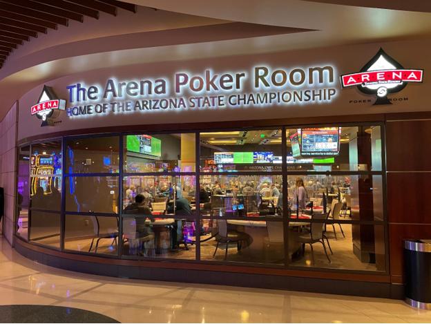 Arena Poker Room Arizona