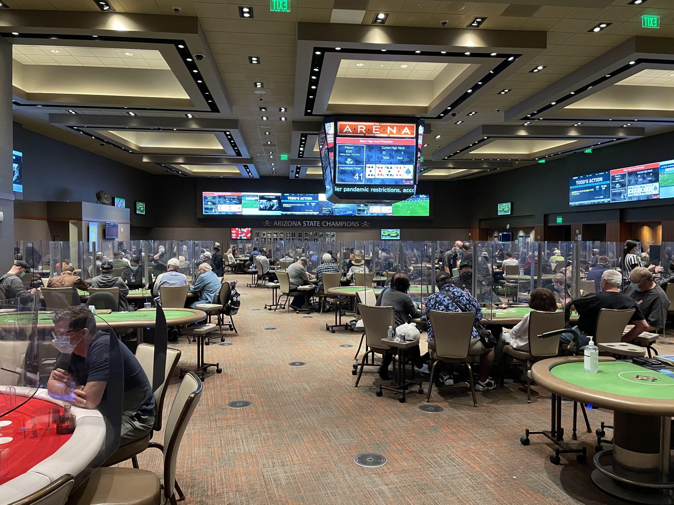 The Arena Poker Room Arizona