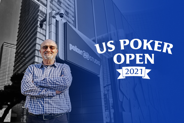 U.S. Poker Open Mori Eskandani