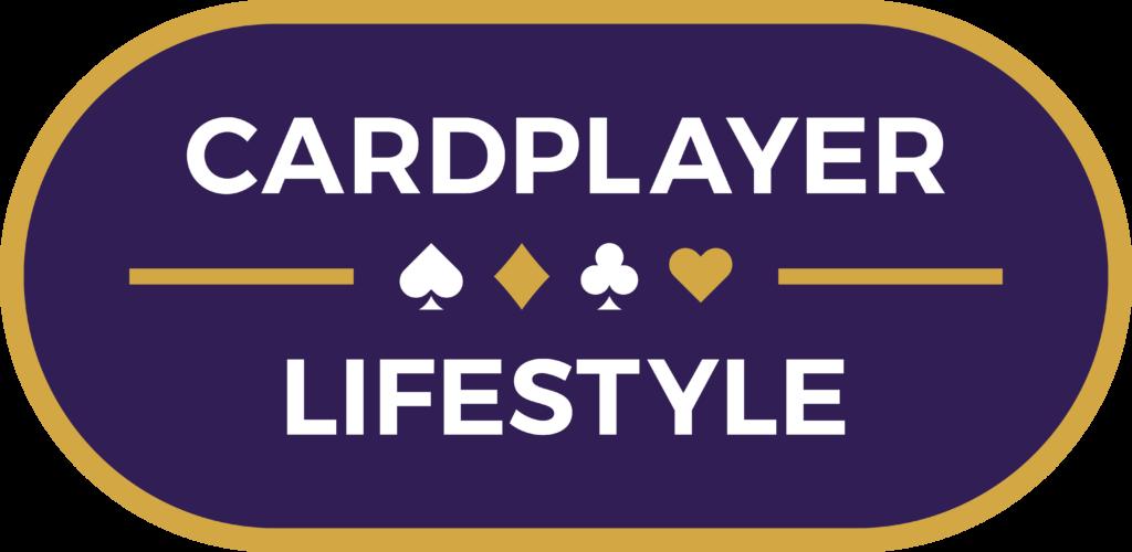 Logo gaya hidup pemain kartu