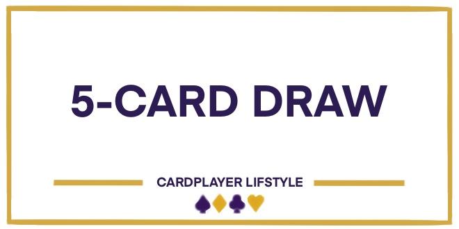 5-Card Draw