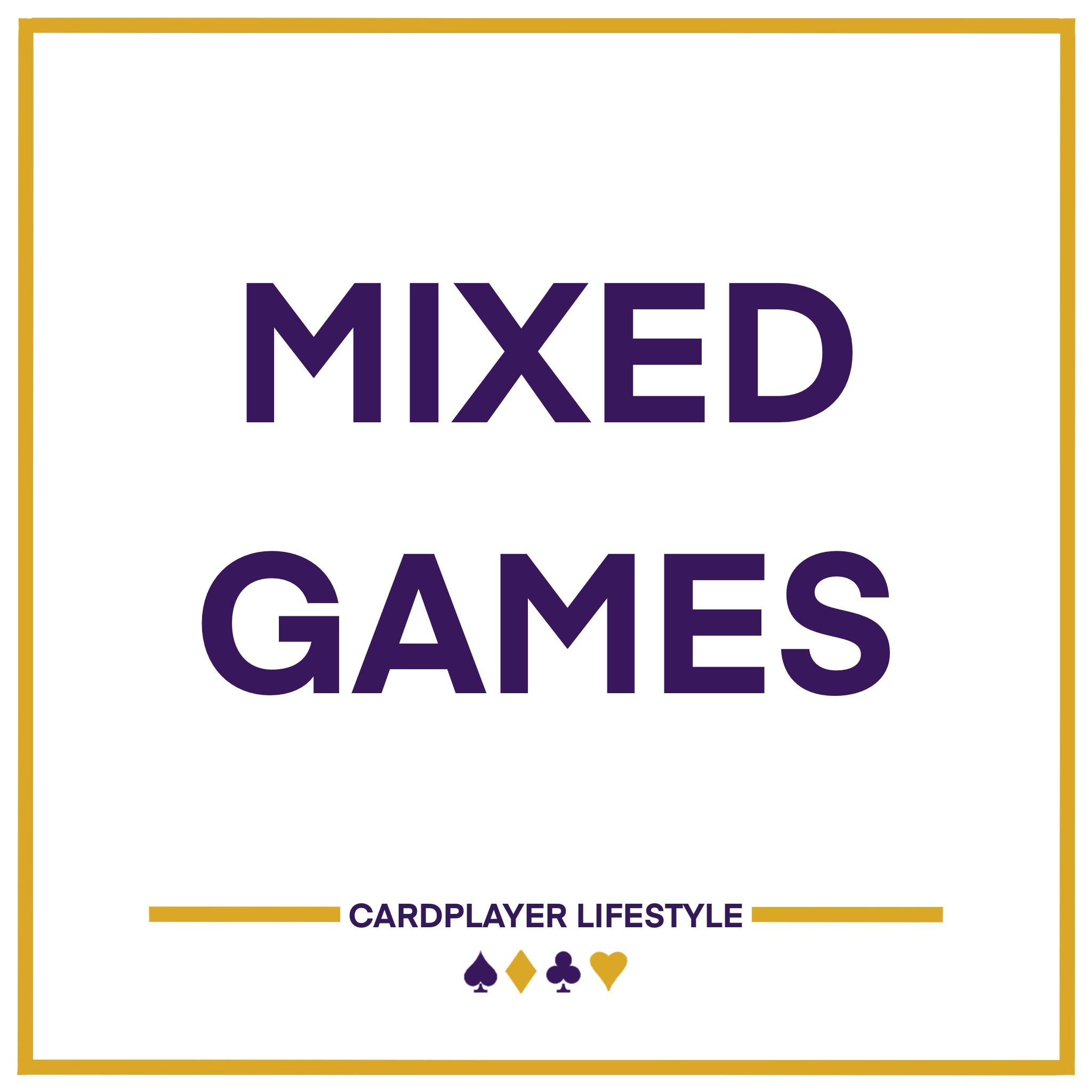 Mixed Games