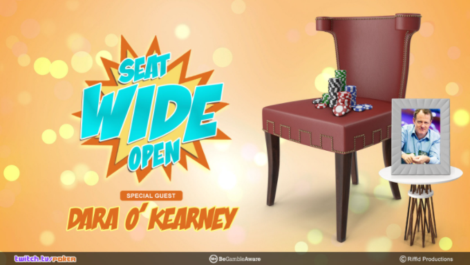 Seat Wide Open O'Kearney