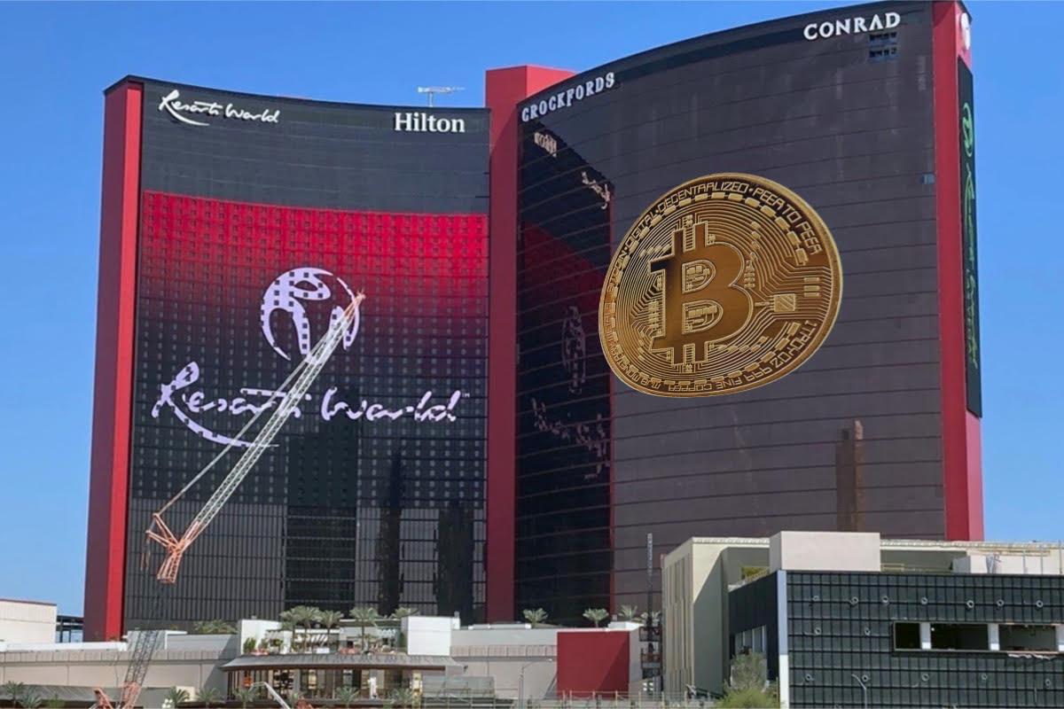 Resorts World cryptocurrency
