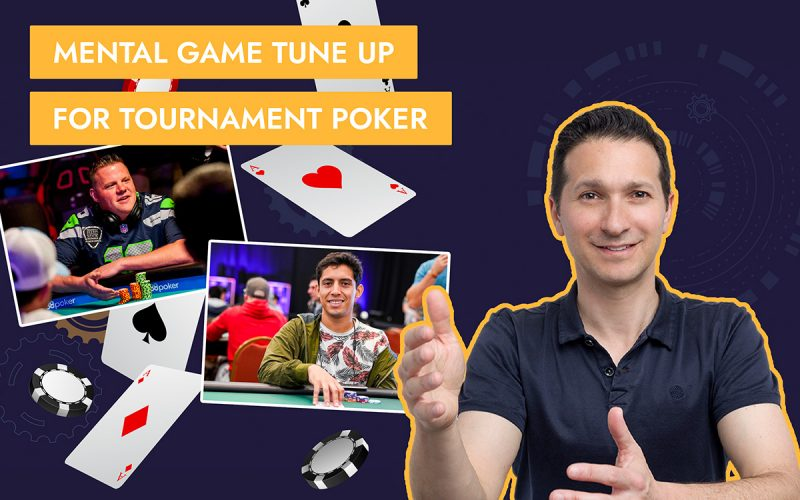 Jared Tendler Mental Game Tune Up for Tournament Poker