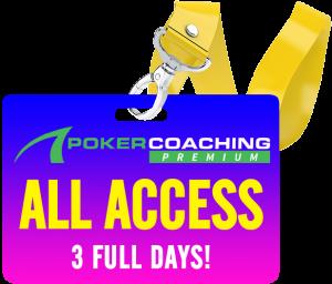 Pokercoaching All Access