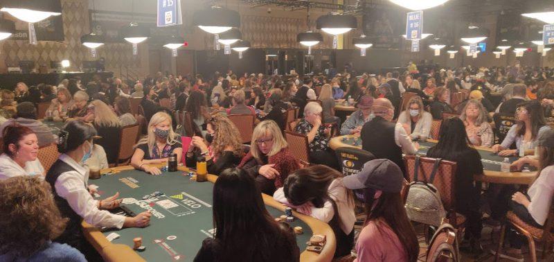Women in poker WSOP